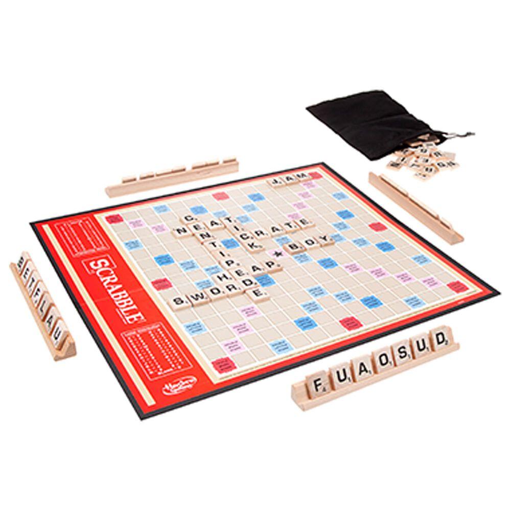 Hasbro Gaming Scrabble New Classic, , large
