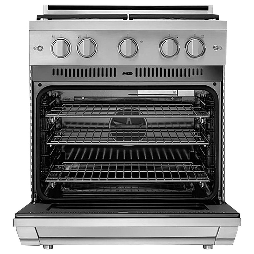 """Dacor 30"""" Professional Natural Gas Range in Stainless Steel, , large"""