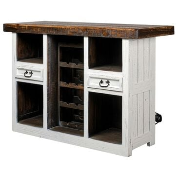 Rustic Imports Bar in Aged White, , large