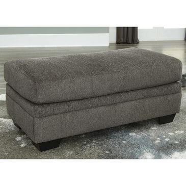 Signature Design by Ashley Dorsten Ottoman in Slate, , large
