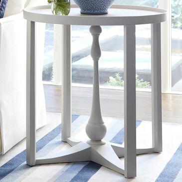 Vanguard Furniture Tulip Compendium Round Lamp Table in Serendipity, , large