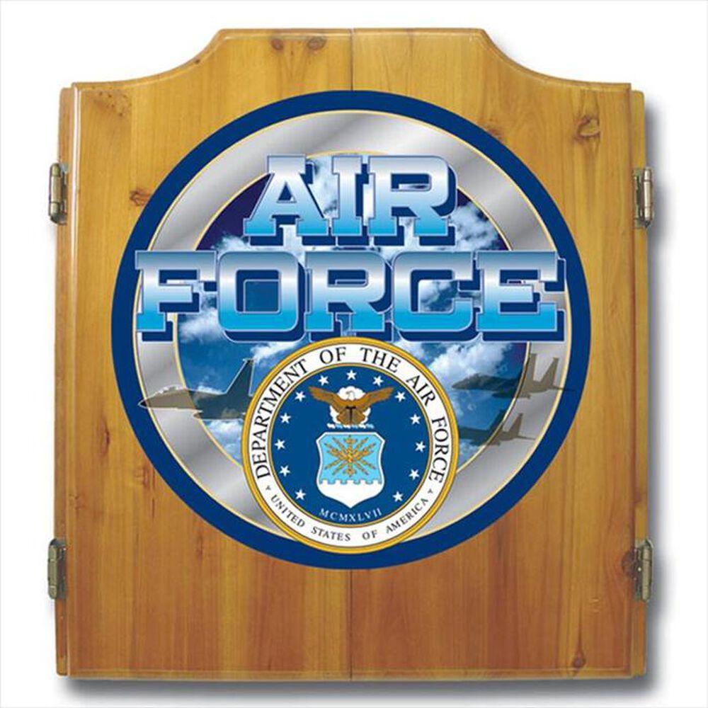 Timberlake United States Air Force Dart Cabinet, , large