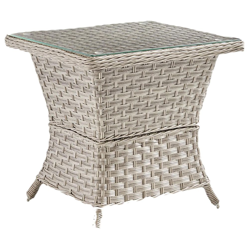 Serenity Mayfair End Table in Pebble, , large