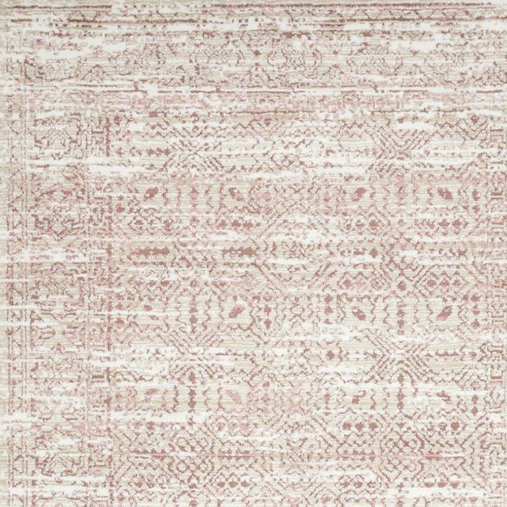 """Magnolia Home Lotus LB-11 2'6"""" x 7'6"""" Ivory and Blush Runner, , large"""