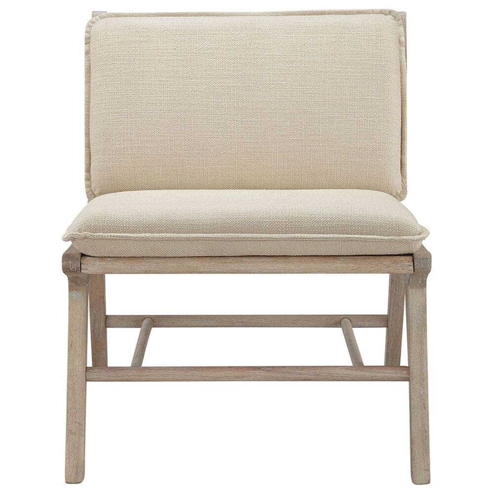 Hampton Park Melbourne Accent Chair in Tan and Natural, , large