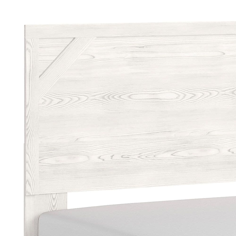 Signature Design by Ashley Gerridan Queen Panel Bed in White, , large