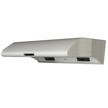 "Zephyr 36"" Under Cabinet Range Hood in White, , large"