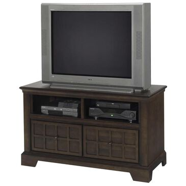 Tiddal Home Casual Traditions Media Chest in Walnut, , large