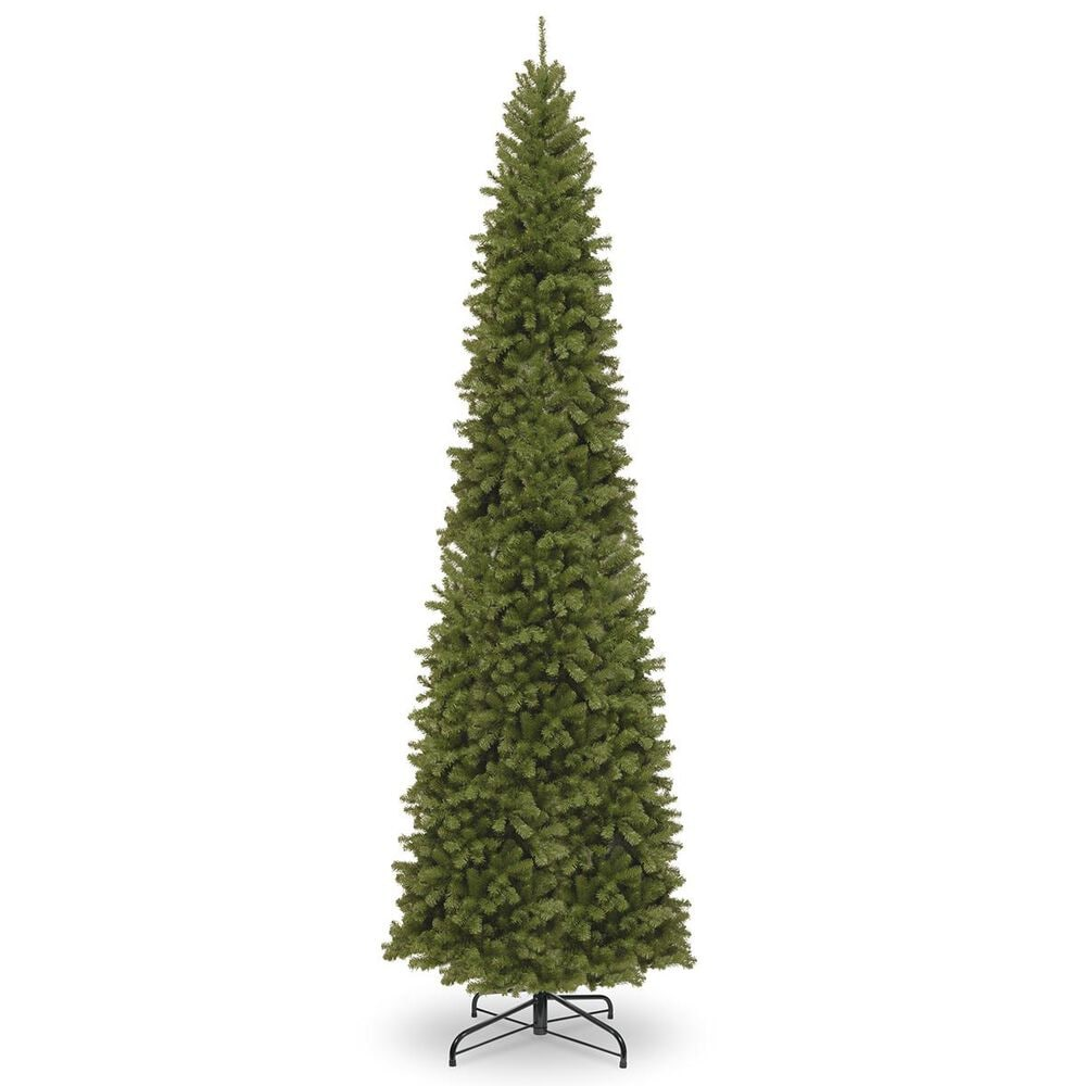 """National Tree 16"""" North Valley Spruce Pencil Slim Tree, , large"""