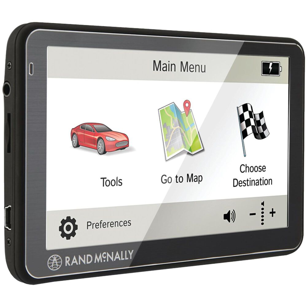 Rand McNally Road Explorer Seven 6-Inch Advanced Car GPS, , large