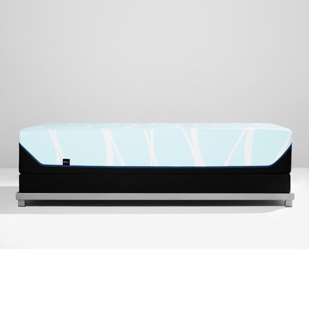Tempur-Pedic TEMPUR-LUXEbreeze Soft Queen Mattress with Low Profile Box Spring, , large