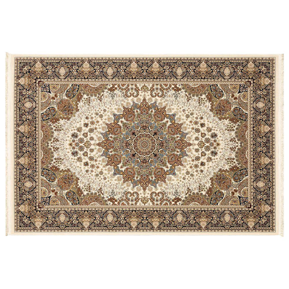 "Oriental Weavers Masterpiece 2'3"" x 10' Ivory Runner, , large"