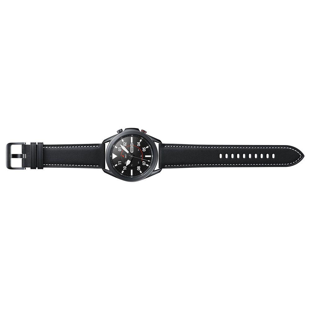Samsung Galaxy Watch 3 Smartwatch 45mm LTE in Mystic Black, , large