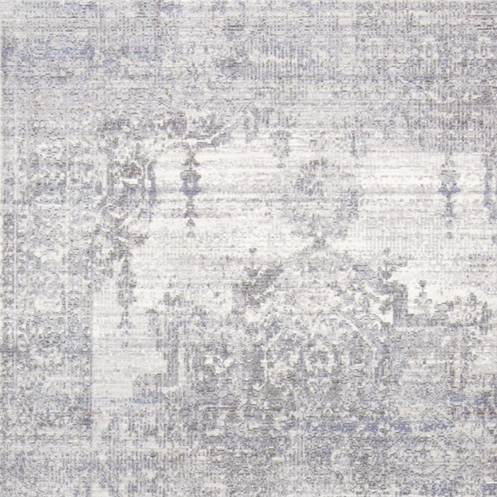 Feizy Rugs Cecily 3586F 8' x 10' Gray Area Rug, , large
