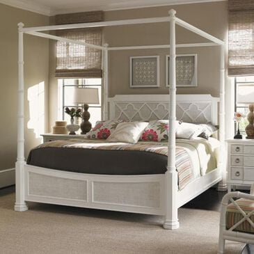 Tommy Bahama Home Ivory Key Southampton King Bed in Somers Isle, , large