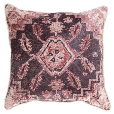 "Classic Concepts Decorative Pillow 18""x18"" in Vera Wine, , large"