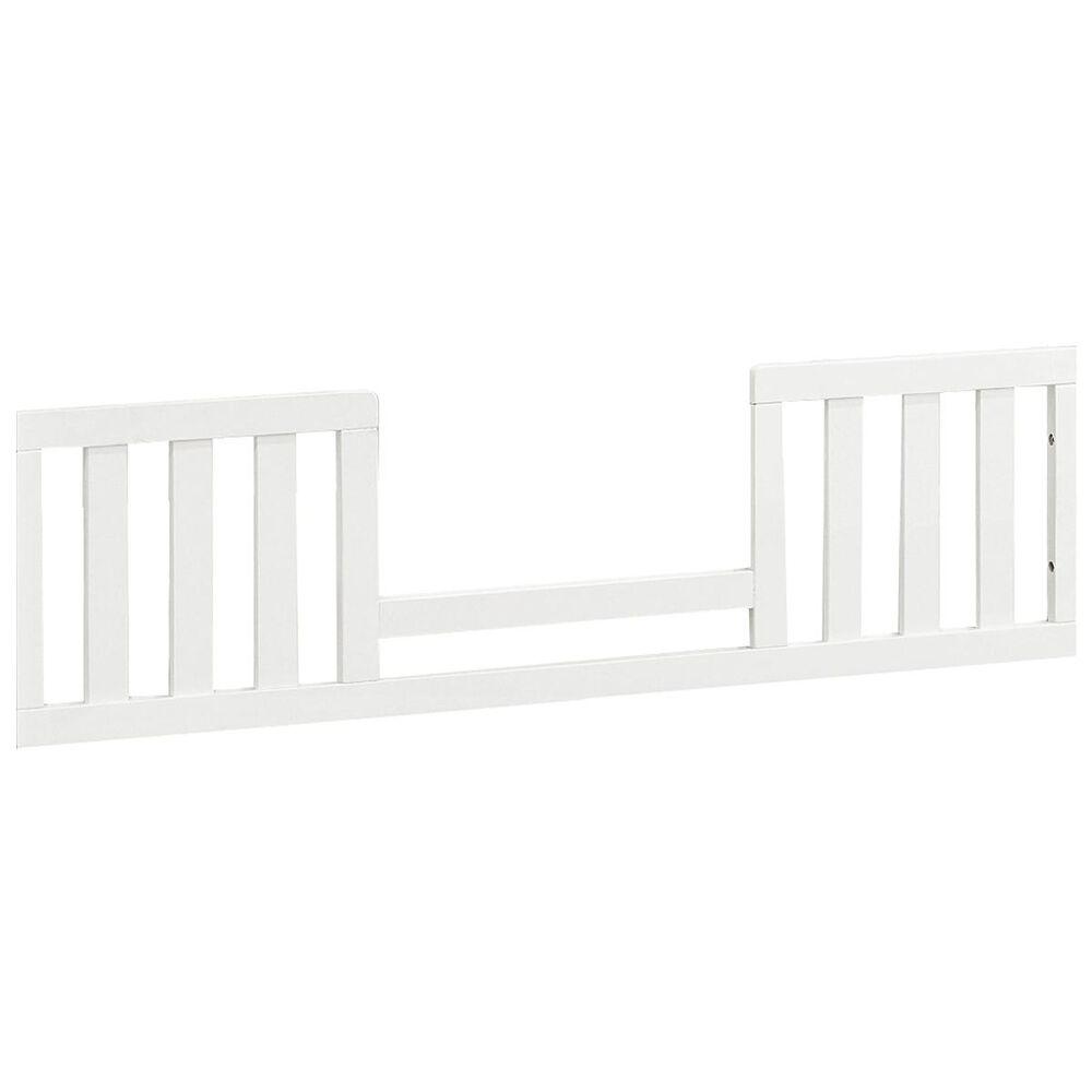 Franklin & Ben Langford Toddler Bed Conversion Kit in Warm White, , large