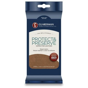 Guardsman Leather Protector Wipes (20 wipes), , large