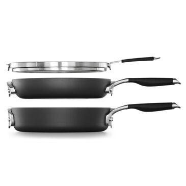 Calphalon Hard-Anodized 3-Piece Cookware Set, , large