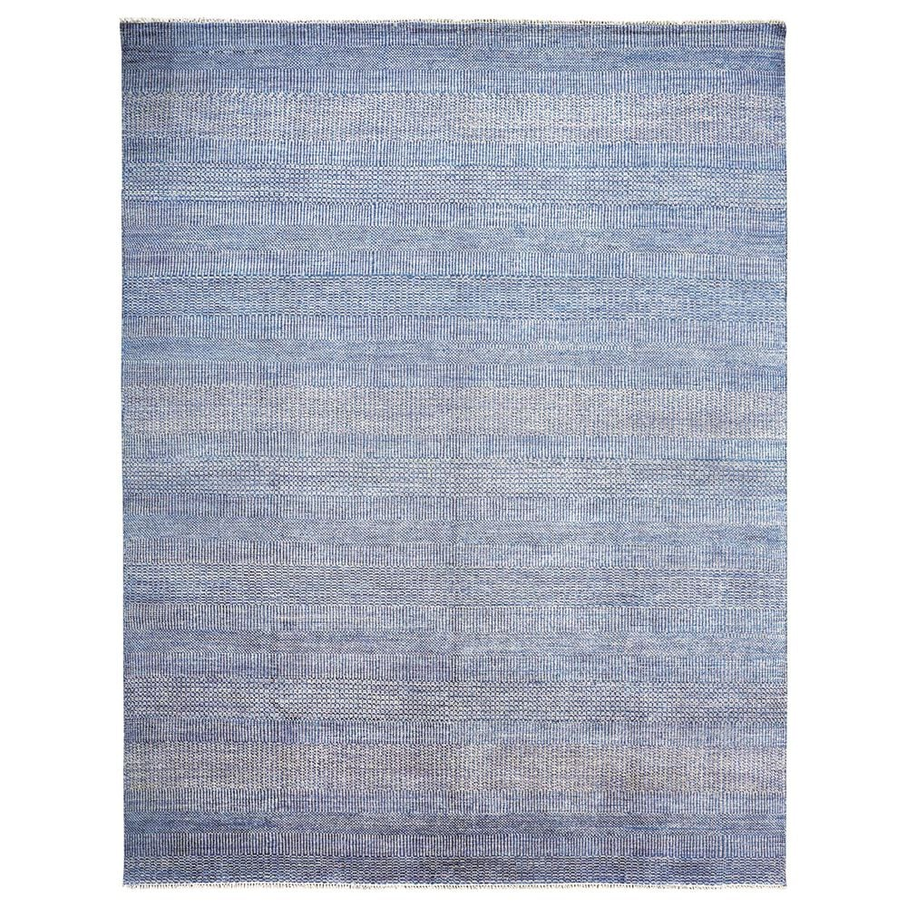 "Feizy Rugs Janson I6061 7'9"" x 9'9"" Silver and Navy Area Rug, , large"