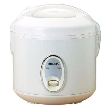 Aroma 8-Cup Rice Cooker and Food Steamer, , large