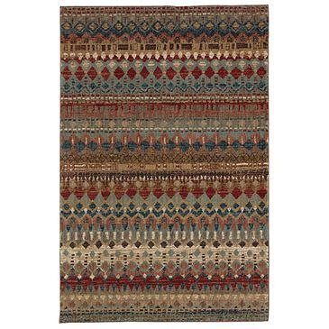 """Karastan Spice Market 90932-80129 8"""" x 11"""" Multicolor Area Rug, , large"""