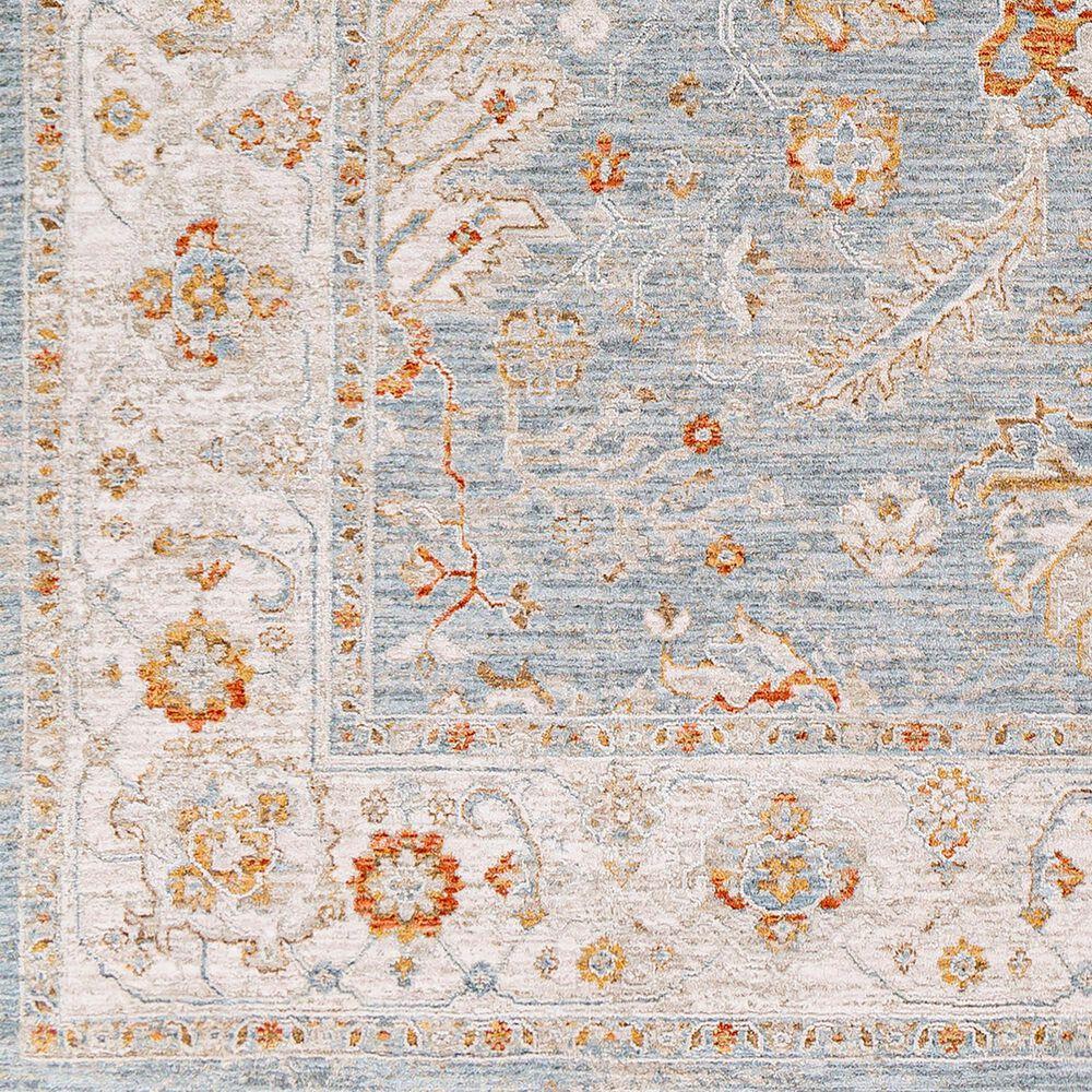 "Surya Avant Garde AVT-2318 5' x 7'5"" Orange, Blue and Beige Area Rug, , large"