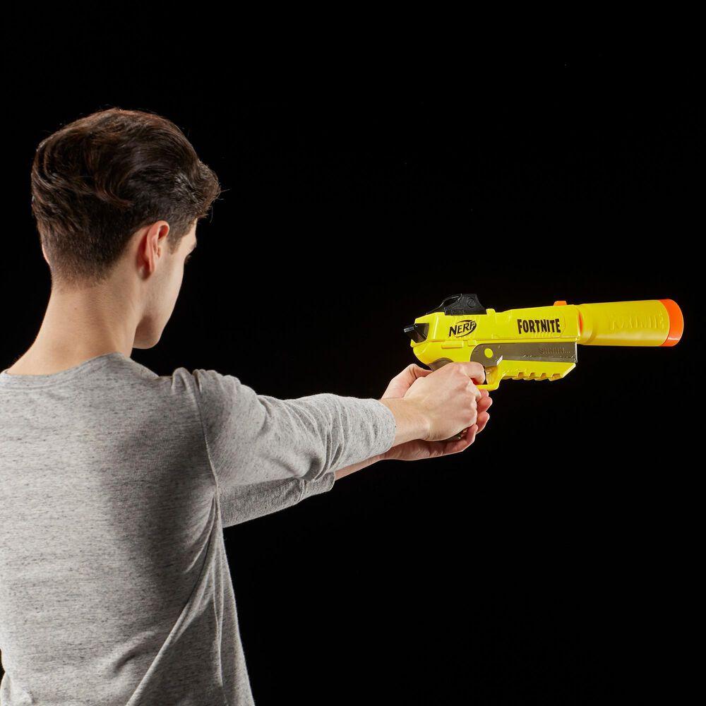 Nerf Fortnite SP-L Nerf Elite Dart Blaster, , large