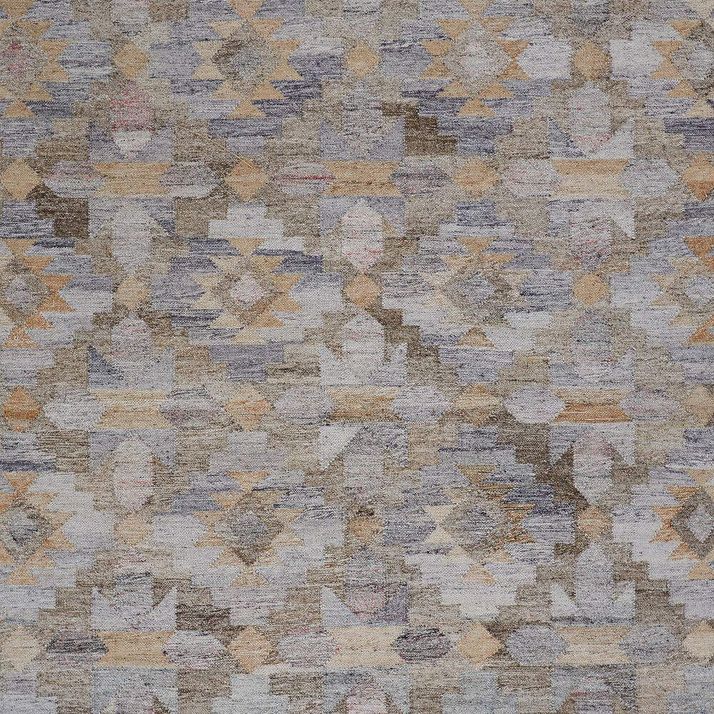 "Feizy Rugs Beckett 0818F 3'6"" x 5'6"" Gray Area Rug, , large"