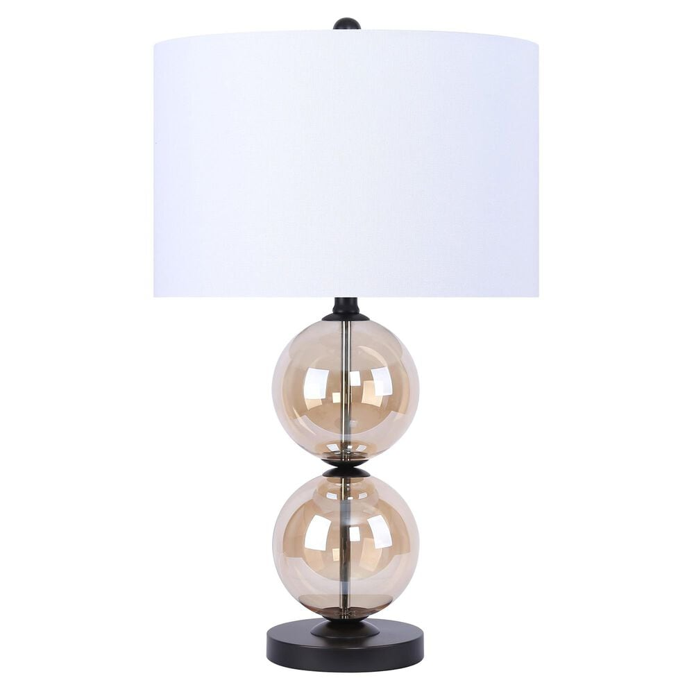 Grandview Gallery Table Lamp in Champagne Glass, , large