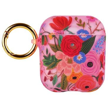 Case-Mate AirPods Rifle Paper Case in Garden Party Blush, , large