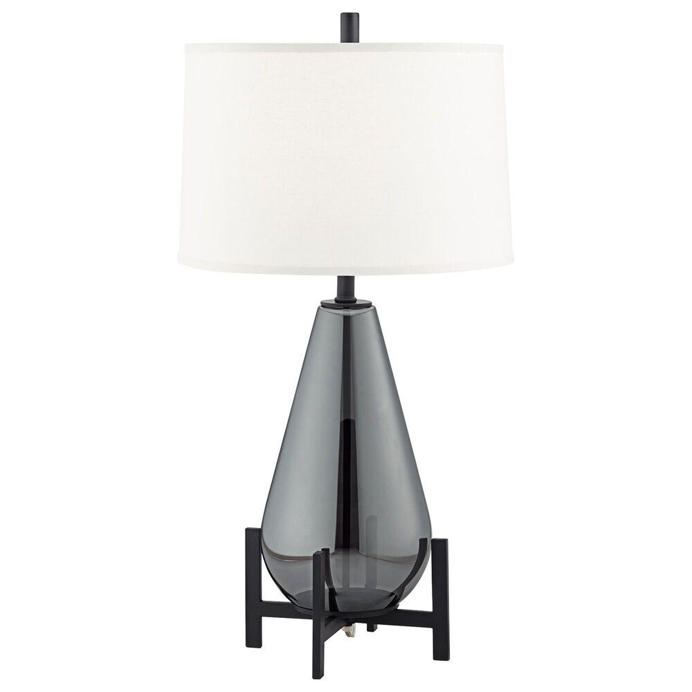 Pacific Coast Lighting Rodin Table Lamp in Smoke Grey, , large