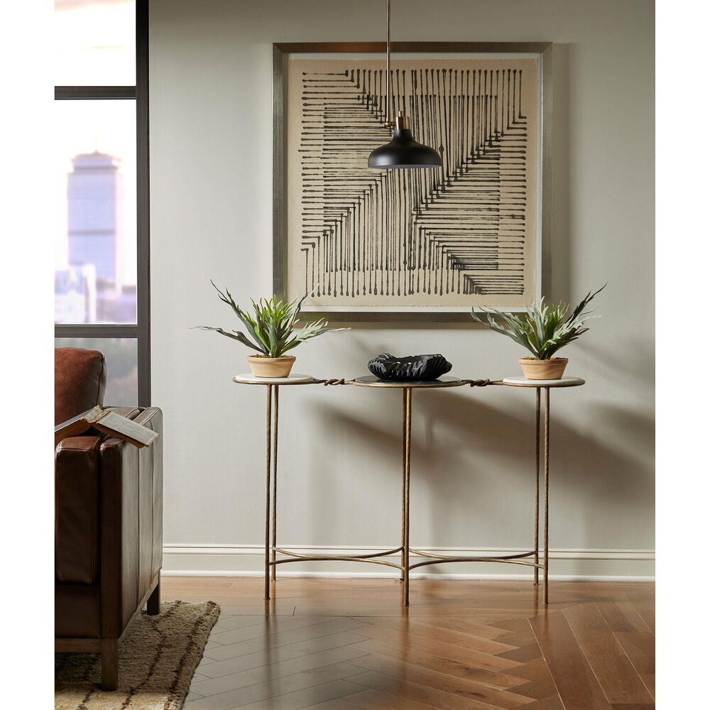 Accentric Approach Console Table in Multi, , large