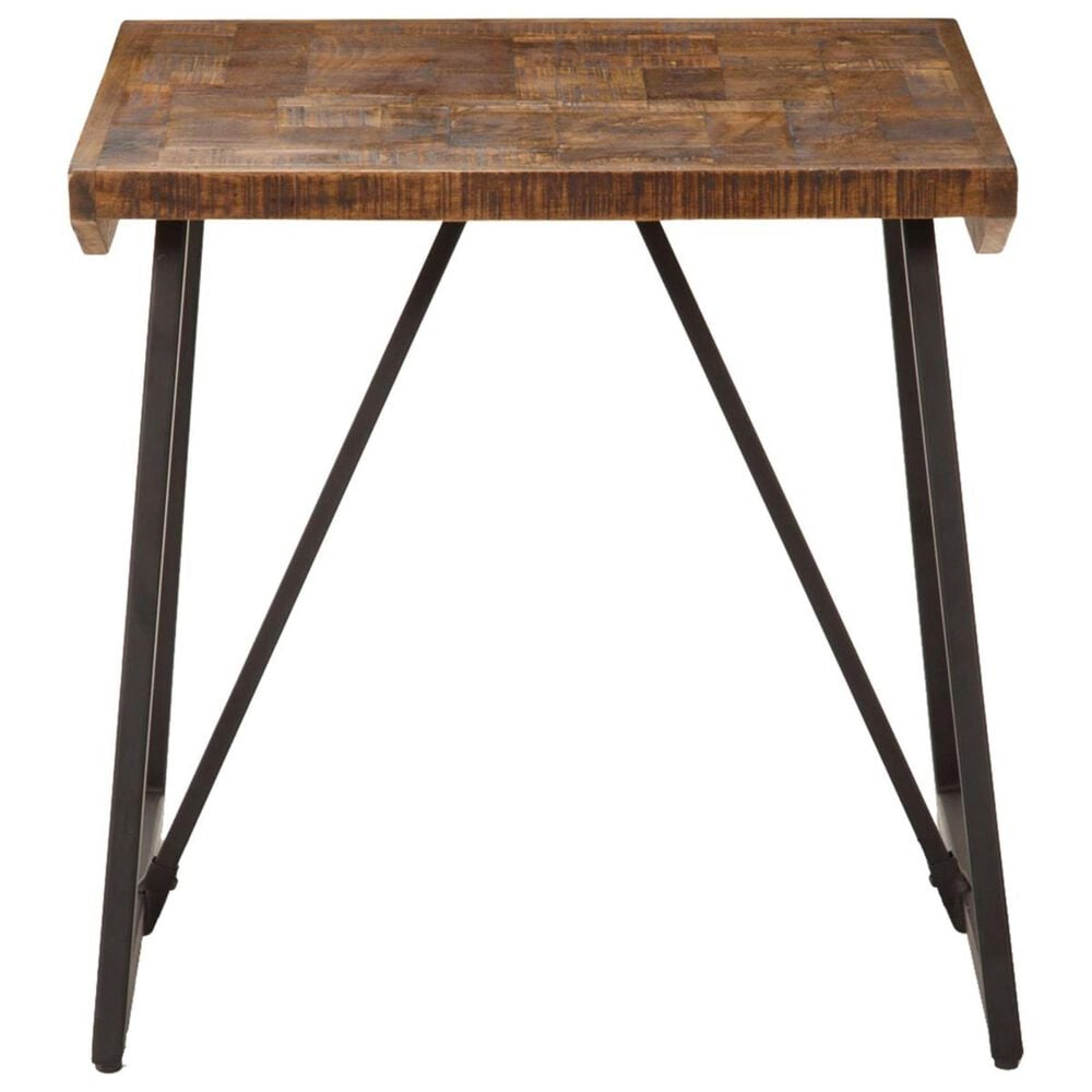 Crystal City Walden End Table in Tobacco, , large