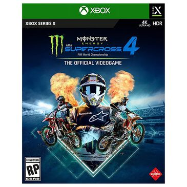 Monster Energy Supercross 4 - Xbox Series X, , large