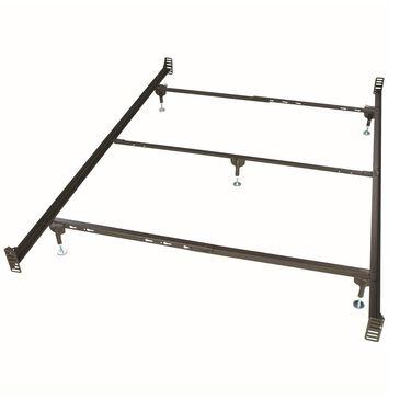 Glideaway Queen Headboard/Footboard Steel Frame, , large