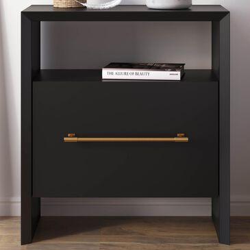 Tov Furniture Libre Nightstand in Black, , large