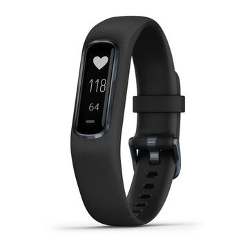 Garmin vivosmart 4 Large Size in Black with Midnight Hardware , , large