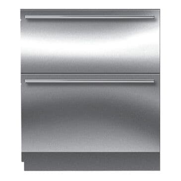 Sub Zero 5.0 Cu. Ft. Integrated Combo Drawer in Stainless Steel, , large