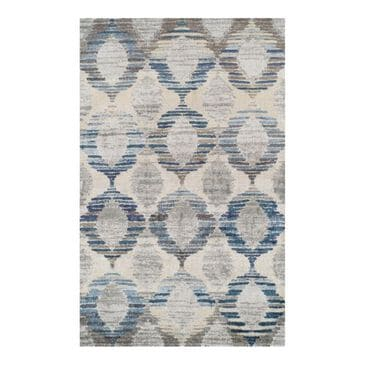 "Dalyn Rug Company Antigua AN3 3'3"" x 5'3"" Linen Area Rug, , large"