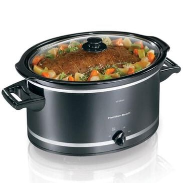 Hamilton Beach 8 Quart Slow Cooker, , large