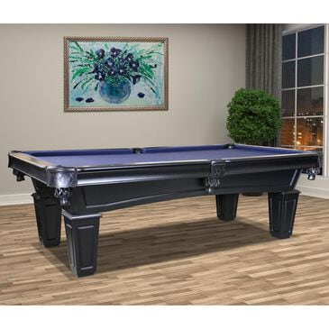 Imperial International The Shadow 8' Pool Table in Black, , large