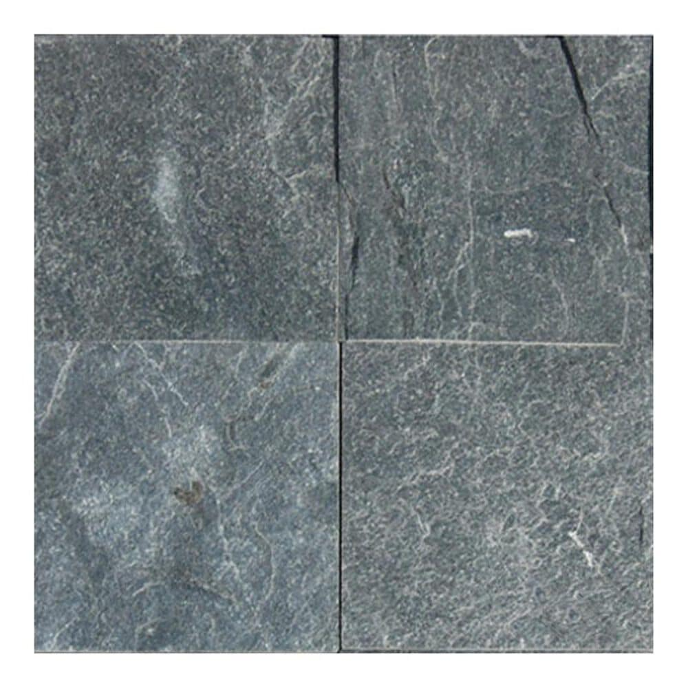 "MS International Ostrich Grey 16"" x 16"" Honed/Gauged Natural Stone Tile, , large"