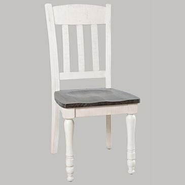 Waltham Madison County Desk Chair in Vintage White, , large