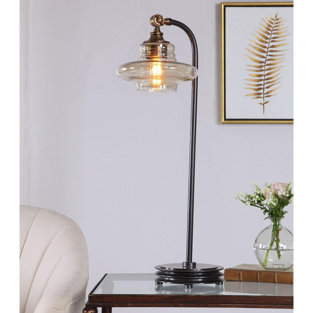 Uttermost Lyell Table Lamp, , large