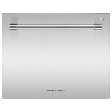Fisher and Paykel Single Drawer Dishwasher in Stainless Steel, , large