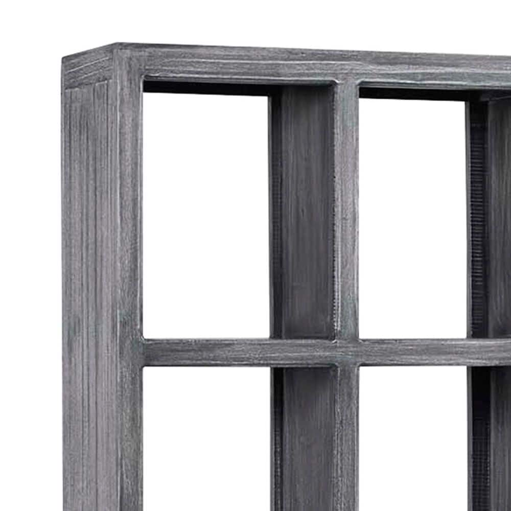 Tiddal Home Oaklyn Bookcase in Brushed Gray, , large
