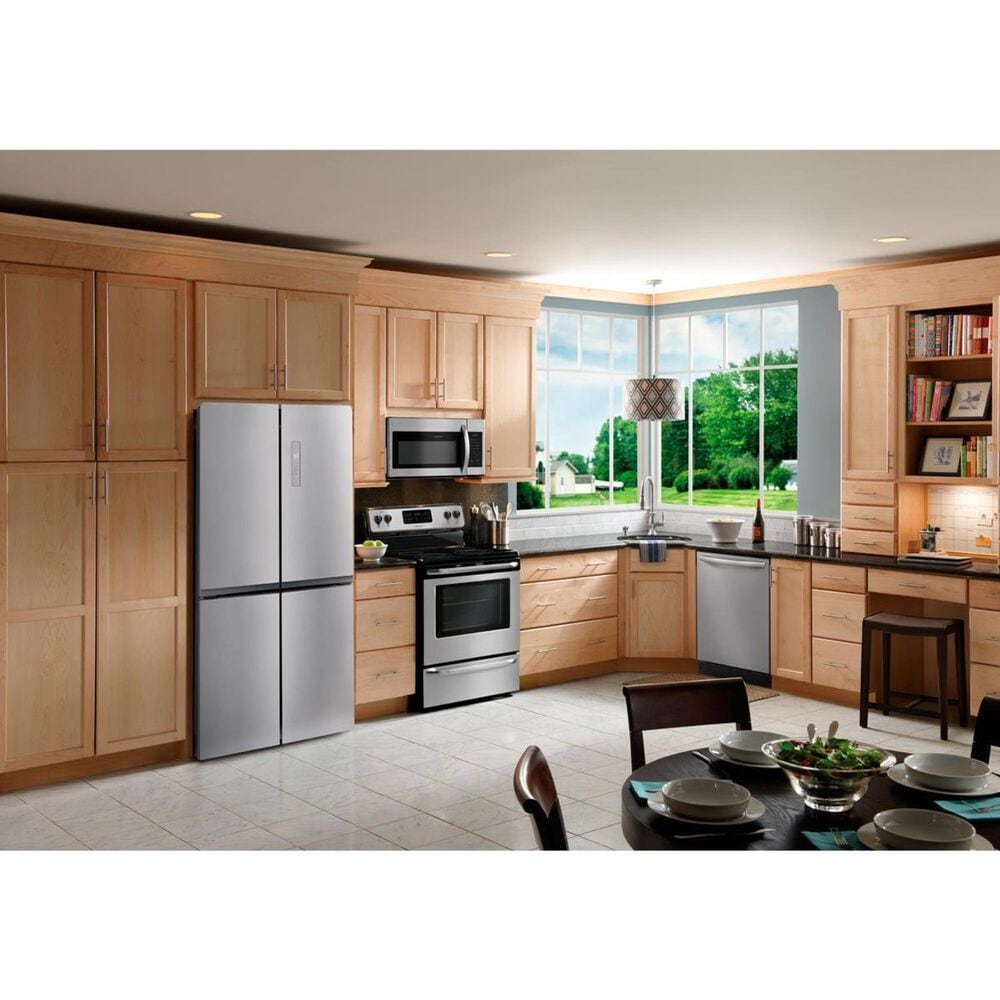 """Frigidaire 24"""" Built-In Dishwasher with DishSense Technology in Stainless Steel, , large"""
