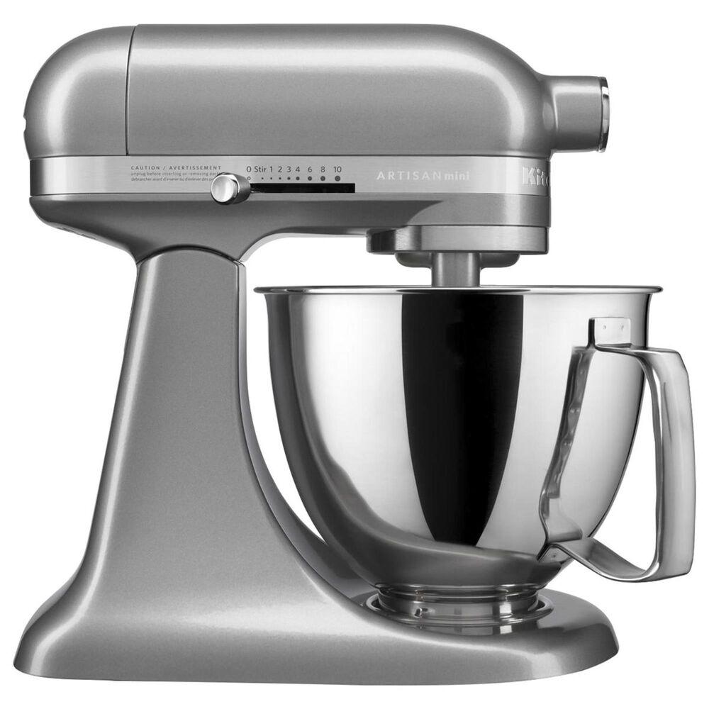 KitchenAid Artisan Mini 3.5 Quart Tilt-Head Stand Mixer - Contour Silver, , large