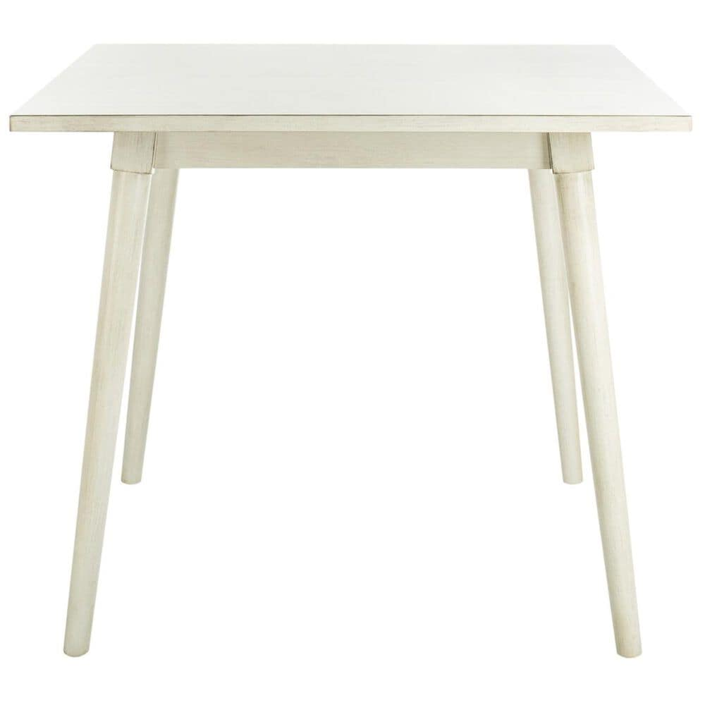 Safavieh Simone Square Dining Table in White - Table Only, , large